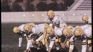 Iowa Goes to the 1957 Rose Bowl