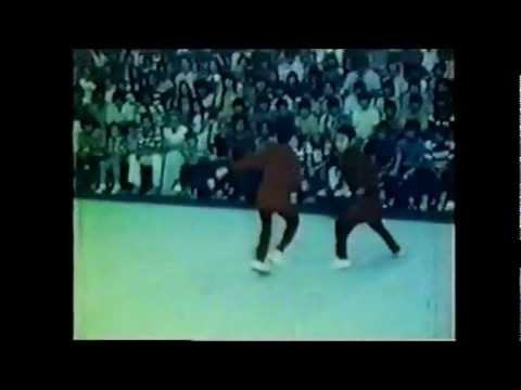 Jet Li Wushu Fighting Set 1974