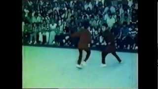 Jet Li Wushu Fighting Set 1974