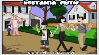 Nostalgia Critic: North
