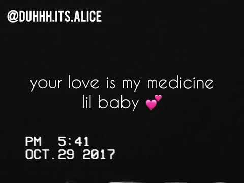 Your love is my medicine