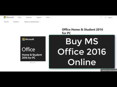 ms office online purchase india