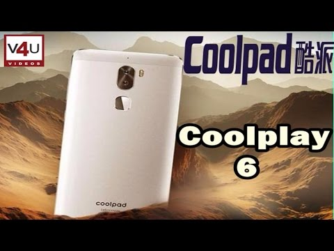 Coolpad Cool Play 6 Specifications -6 GB Ram+Dual Rear