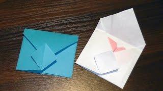 як зробити коробку з паперу дітям