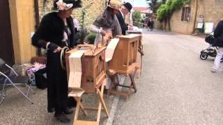 festival orgues de barbarie  Oingt 2015