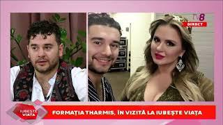 Iubește viața / Valentin Uzun, dezvăluiri din viața de familie / Formația Tharmis / 18.02.19 /