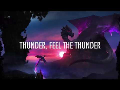 Imagine Dragons – Thunder [ Lyrics /...