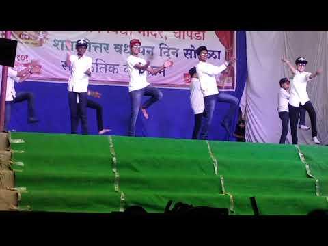 ABCD 2 Vande Mataram dance