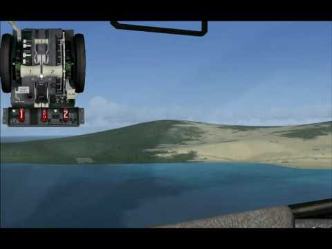 FSX - Wonderboom, Pretoria to Ouani airport, Moheli Island