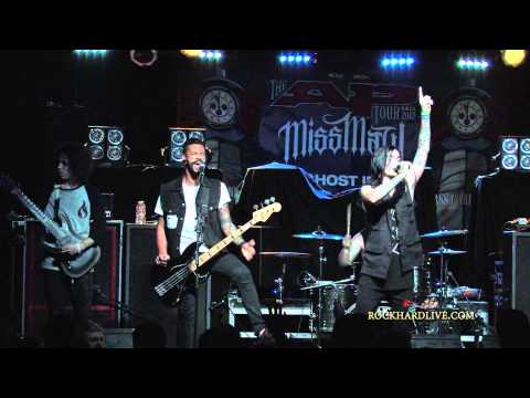 """Like Moths to Flames ~ """"Learn Your Place"""" ~ on ROCK HARD LIVE"""