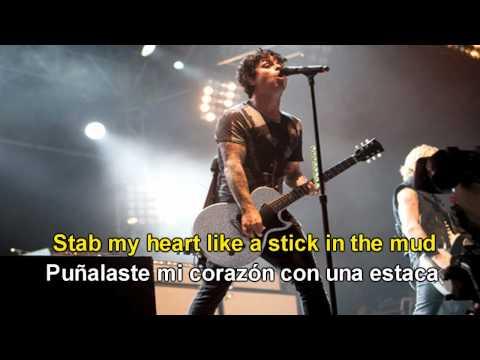 Green Day - Angel Blue (Subtitulado Español E Ingles)
