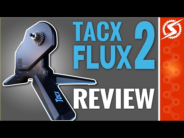 TACX FLUX 2 REVIEW:  Quiet Trainer But What About That Accuracy?