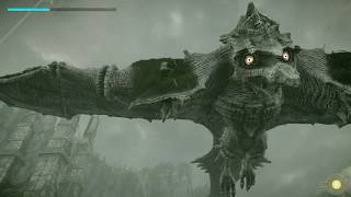 14 Minutes Of SHADOW OF THE COLOSSUS Gameplay (PS4)