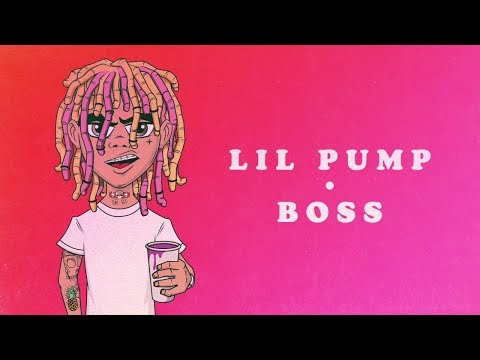 Lil Pump: Boss [Clean] [Audio]