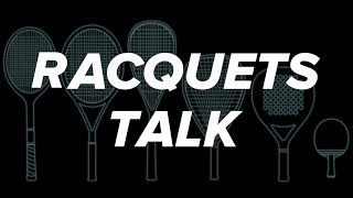 "Racquets Talk - ""The Service Return"""