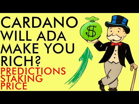 can-cardano-make-you-rich?-staking-rewards-&-price-predictions-|-crypto-news-2020