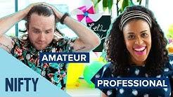 Amateur Vs. Professional: Party Planning Challenge