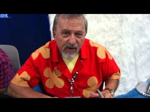 "Paul Eiding ""Roy Campbell"" I need scissors 61"