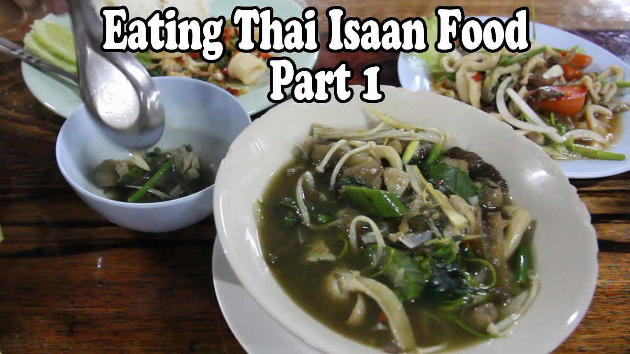 Youtube Thai Isaan Food