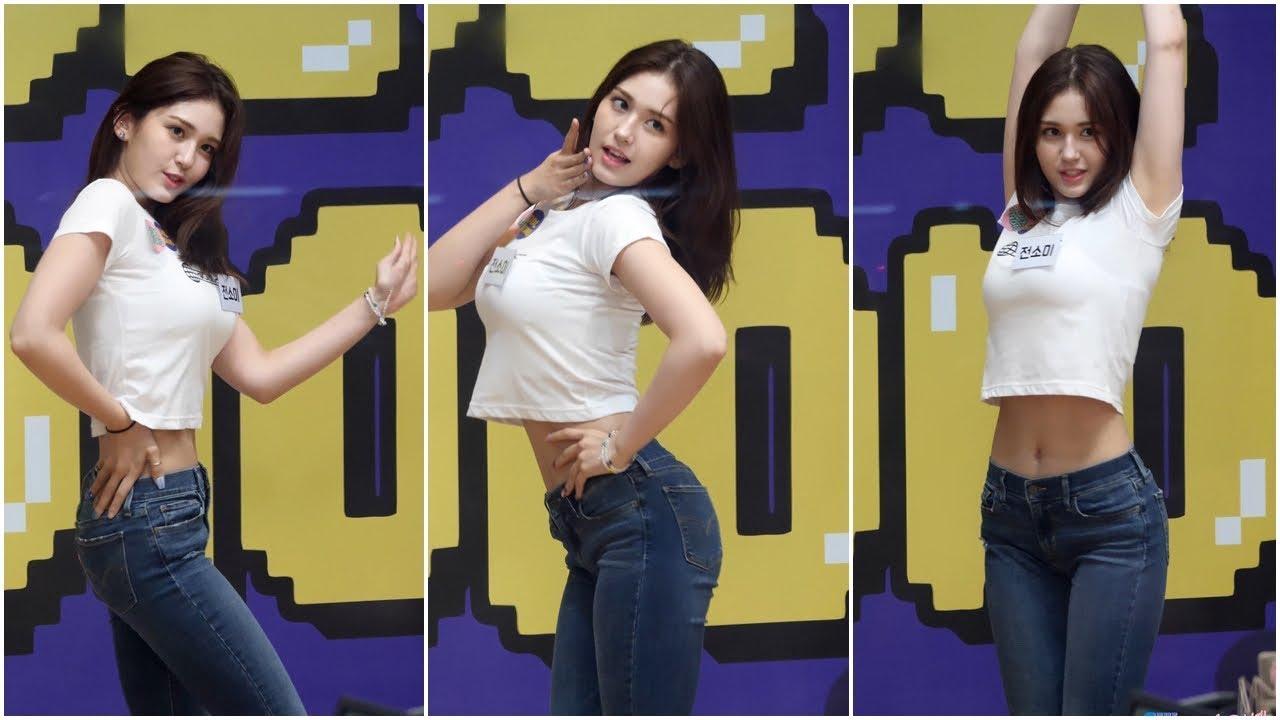 SOMI fancam สาวฮอท K-POP จาก เกาหลี