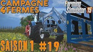 Rôle play| Farming simulator 2015| Les éleveurs Belges| EPISODE 19| Les gendarmes| Frankenland map
