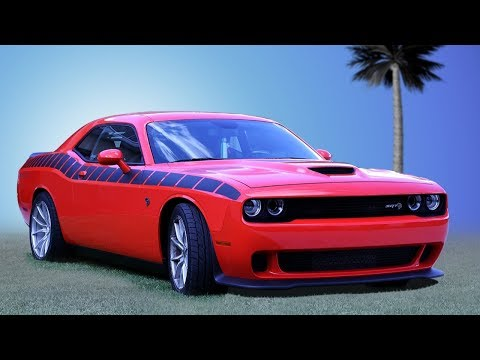 The Complete History of the Dodge Challenger