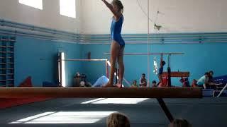 Спортивная гимнастика дети.