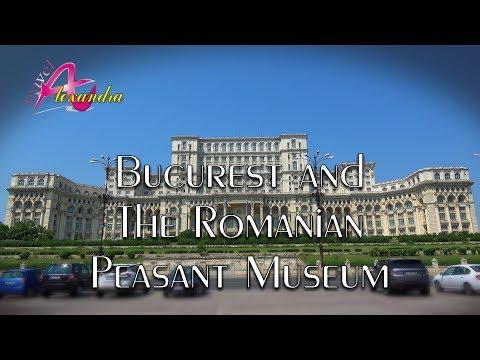 Bucurest, Romania 4K travel guide bluemaxbg.com