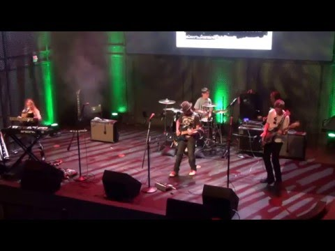 The Special Guests cover Tom Sawyer 2016 Music Box San Diego