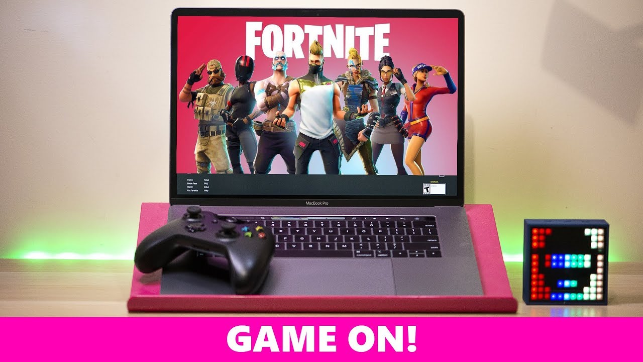 Macbook Pro 2018 Gaming Review It Can Game But You Will