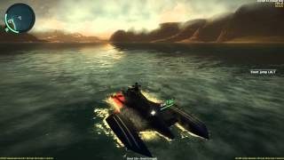 Just Cause 2: Multiplayer Mod - Flying Boats