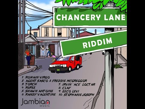 """Irvin """"Ace"""" Loctar - Marry You (Chancery Lane Riddim)"""
