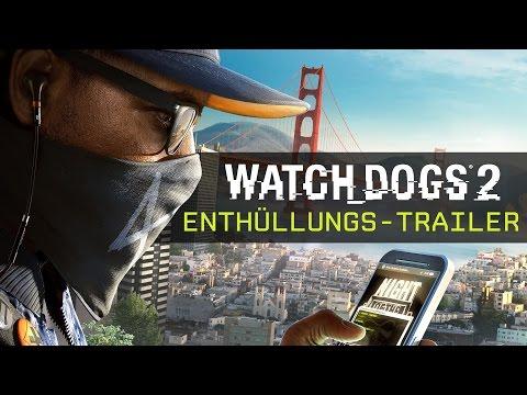 Watch Dogs 2 - Enthüllungs-Trailer   Ubisoft [DE]