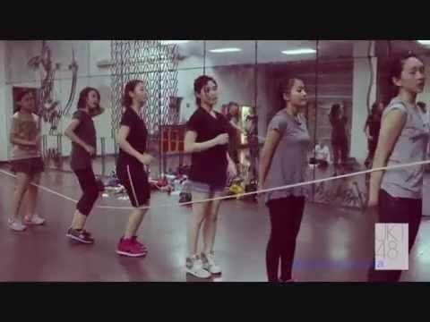 ARIGATOU SHINTA NAOMI PRASETYA JKT48
