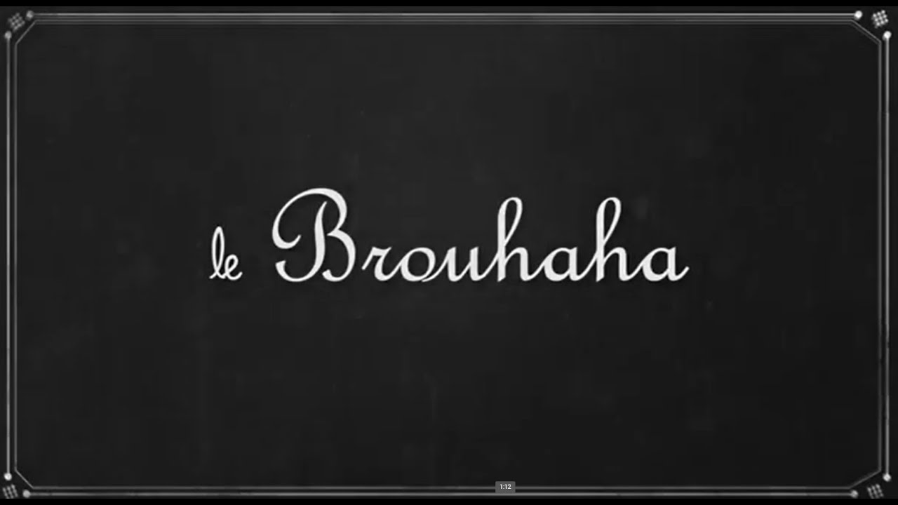 Le Brouhaha - an Agile project management simulation