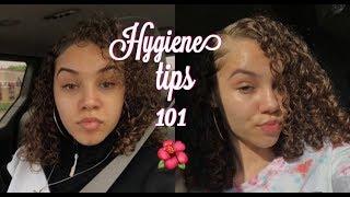 Female Hygiene Tips 101🌺