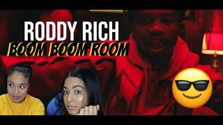 Roddy Rich - Boom Boom Room [ Official Music Video ]  REACTION/REVIEW
