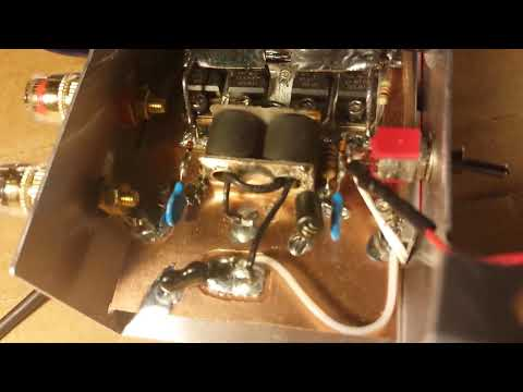 Repeat Cobra 25 irf520 mosfet by Bluegrass Customradio