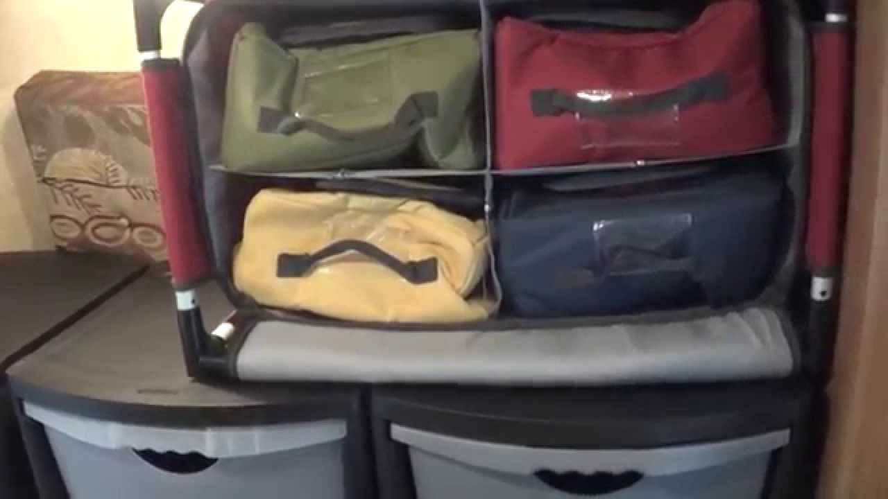 Travel Trailer Remodel Part 12 Storage Upgrades And