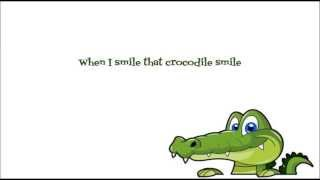 Crocodile Smile - Sarah Weeks