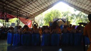 Pangasinan National High School Festival 2013 - Grade 8 Street Dance