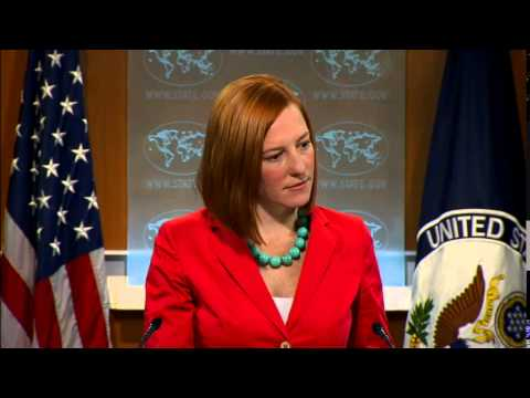 Daily Press Briefing: April 21, 2014