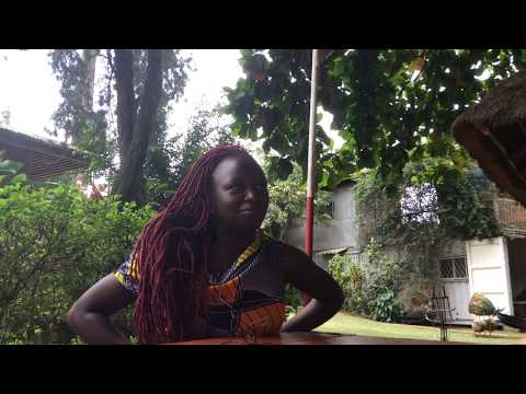 uganda person interview 180320 Suubi Sandra  Kampala 32°East Arts Trust
