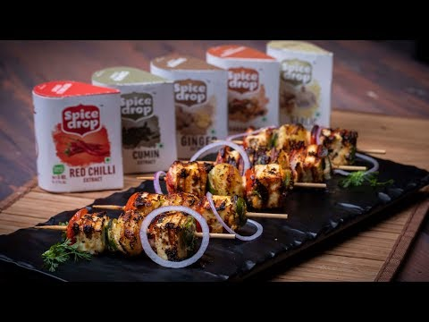 Aloo Paneer Tikka Recipe | Chef Sanjyot Keer