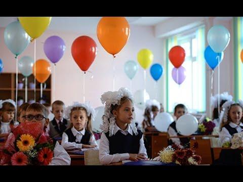Хуаньцю шибао (Китай): необычная церемония, посвященная началу нового учебного года в России.