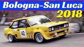 Bologna-San Luca 2018 - Corsa in salita per auto storiche / Historic Hillclimb Race - Highlights!