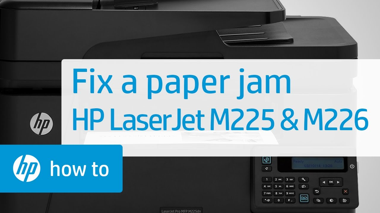How exactly to Clear a Report Jam in a Printer