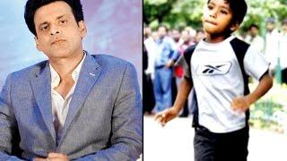 Manoj Bajpai to star in child marathon runner Budhia Singh's biopic!- MY review
