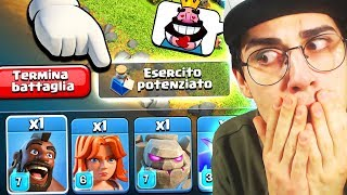 ESERCITO BLU DEVASTANTE! TOP ARTEFATTO Clash of Clans