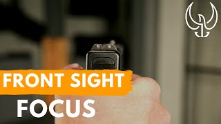 Front Sight Focus   How To Instantly Shoot Like A Navy Seal